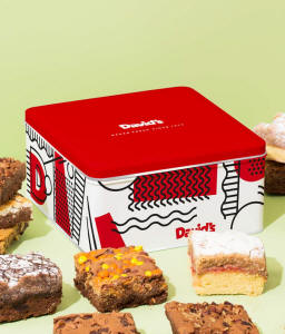 Crumb Cake & Brownie Sampler